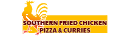 Southern Fried Chicken Pizza & Curries