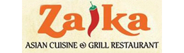 Zaika Asian Cusine & Grill Restaurant