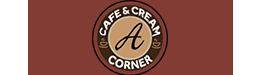A Cafe & Cream Corner