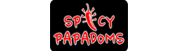 Spicy Papadoms