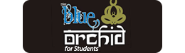 Blue Orchid For Students